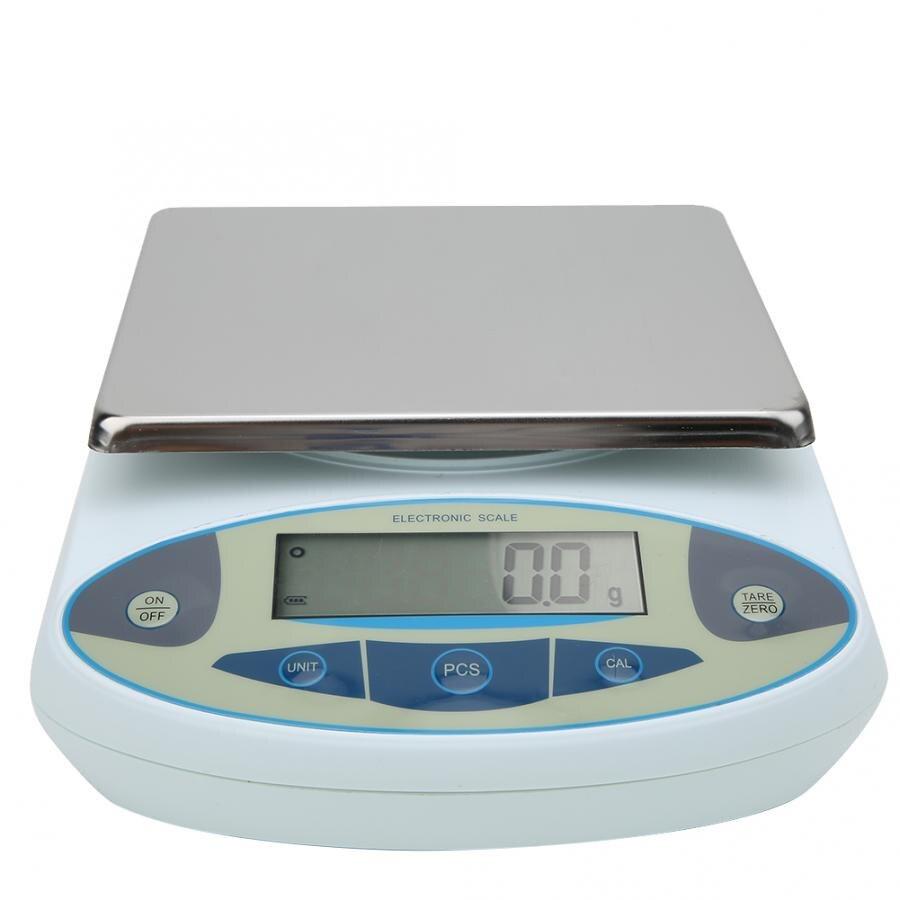 20 كجم 0.1 جرام عالية الدقة مختبر التوازن الرقمي التحليلي ميزان إلكتروني 100-240 فولت للمختبر
