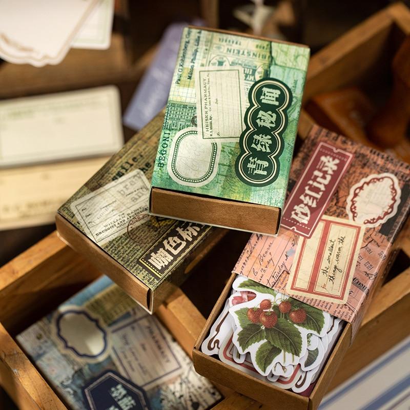 1set/1 muito Kawaii Papelaria Adesivos Manuscrito Yu Yi Diário Adesivos Decorativos Mobile Scrapbooking DIY Artesanato Adesivos