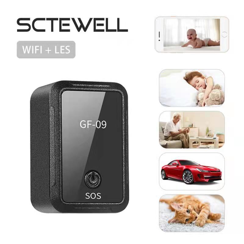 Автомобильный мини-локатор, автомобильный мини-трекер, Wifi-локатор, трекер, умный магнитный автомобильный трекер, локатор, устройство, дикто...