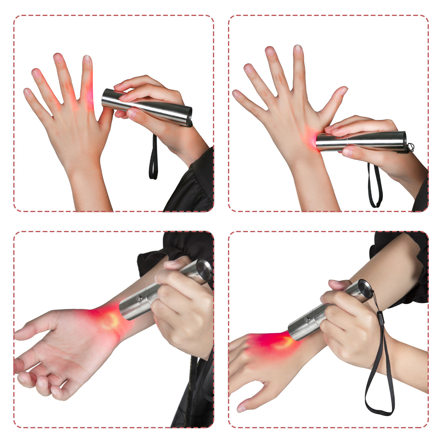 Red Light Therapy Infrared Led 630/660/850nm 10W Muscle Pain Treat Maximum Irradiance Led Facial Mask Skin Rejuvenation enlarge