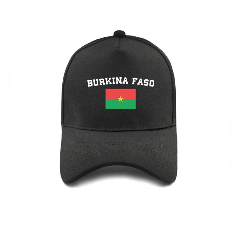 Модные шапки с флагом Буркина-Фасо, бейсболки унисекс, регулируемые летние мужские бейсболки для активного отдыха, спортивные кепки