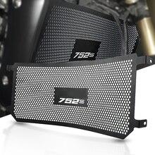 Pour Beneli 752s 2018-2019 moto accessoires radiateur Grille couverture garde Protection pour Beneli 752s radiateur garde protecteur