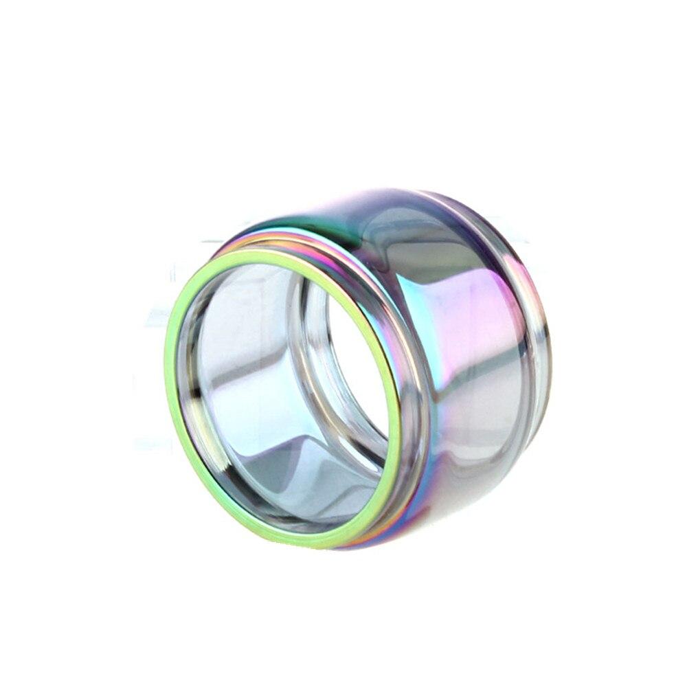 5PCS Rainbow bubble Glass Tube for vape pen 22 Stick Prince Baby tfv8 baby tfv12 baby prince brit one mini Flavor Alien 220W KIT enlarge