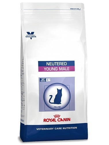Royal Canin, castrado de comida masculina para gatos jóvenes, comida para gatos, 10 kg