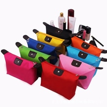 Women Travel Toiletry Make Up Cosmetic pouch bag Clutch Handbag Purses Case Cosmetic Bag for Cosmeti