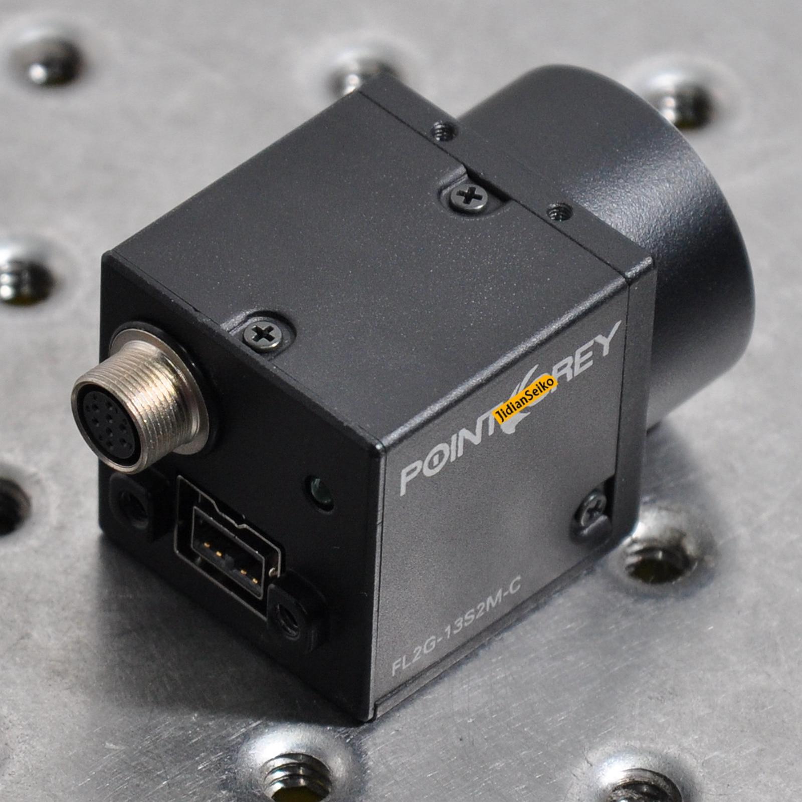 Canada FL2G-13S2M-C Industrial camera CCD camera