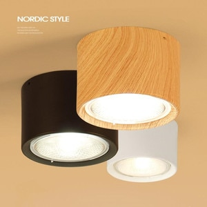 Nordic Minimalist Round LED Ceiling Lamp Modern Living Room Bedroom Aisle Hotel Room Hall Decoration Ceiling Lamp