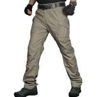 new fashion military army style tactical cargo pants men casual pockets trousers straight streetwear slim fit joggers