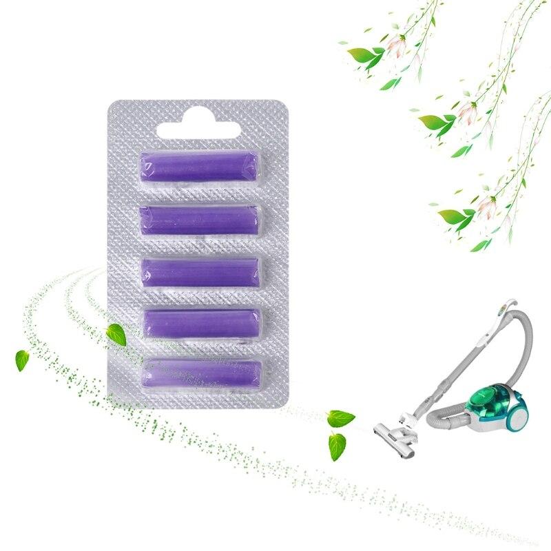 5 uds aspiradora bolsas para aspiradora ambientador Perfume perfumado palos de fragancia Dropship
