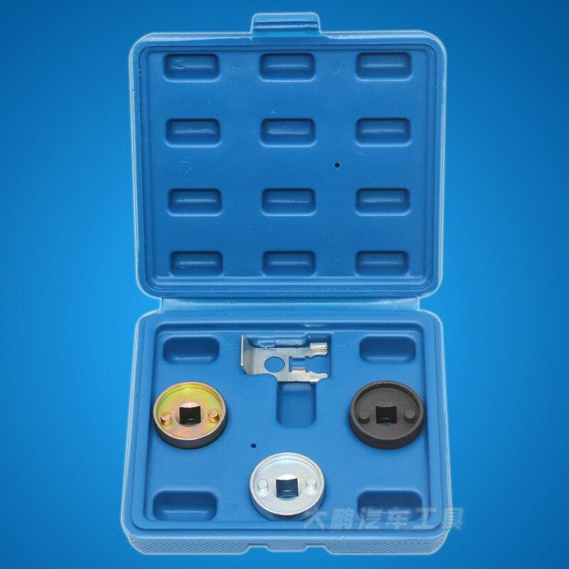 Распредвал регулирующий клапан разборка втулка синхронизация автомобильные инструменты для VW Audi Sagitar Magotan 1.8T2.0T инструменты для изготовлен...