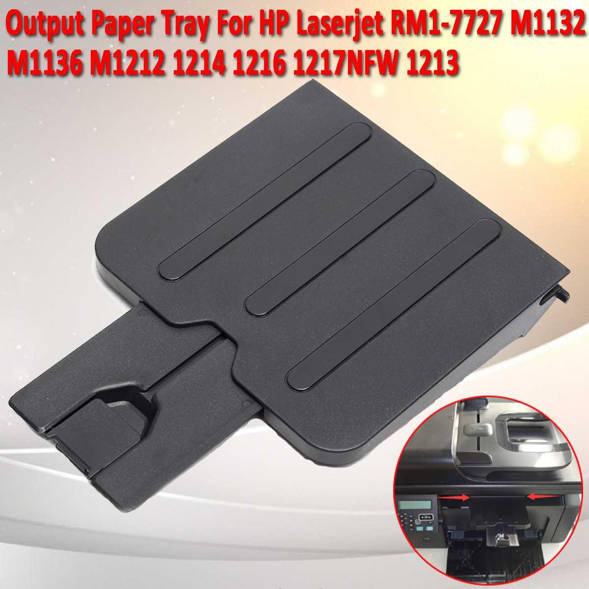 Ausgang Papier Fach Für Laserjet RM1-7727 M1132 M1136 M1212 1214 1216 1217NFW 108x118mm
