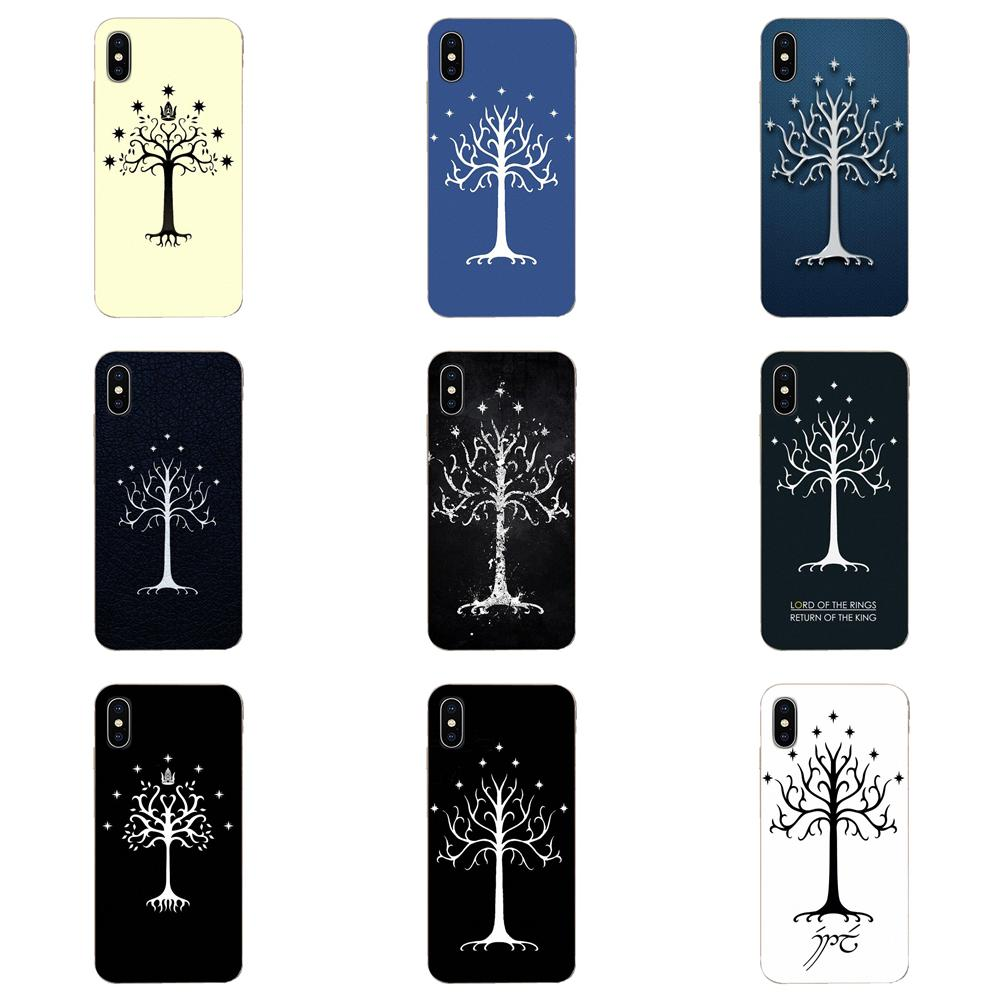 Más casos de teléfono de Lotr árbol blanco de Gondor para LG G3 G4 G5 G6 G7 K4 K7 K8 K10 K40 K50 Q6 Q60 V10 V20 V30 V40 Nexus 5 5X 2017