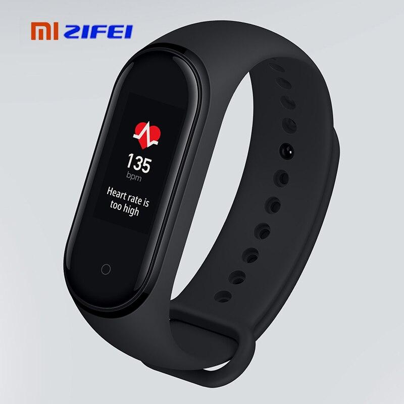 Xiaomi Band 4 Heart Rate Monitor Bluetooth 4.2 PK Smart Watch Touch Screen OLED Smart Bracelet mi Band4