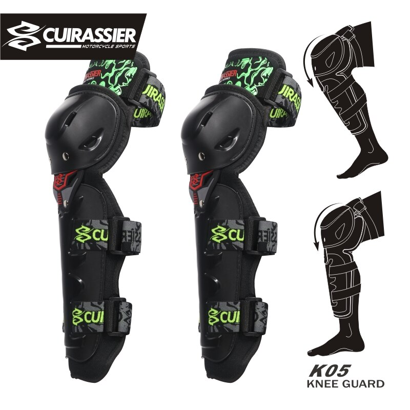 Motorcycle Equipment Protective Kneepad Guards Motocross Brace Protector Knee Racing MX MTB Elbow Pads Cuirassier Protection enlarge