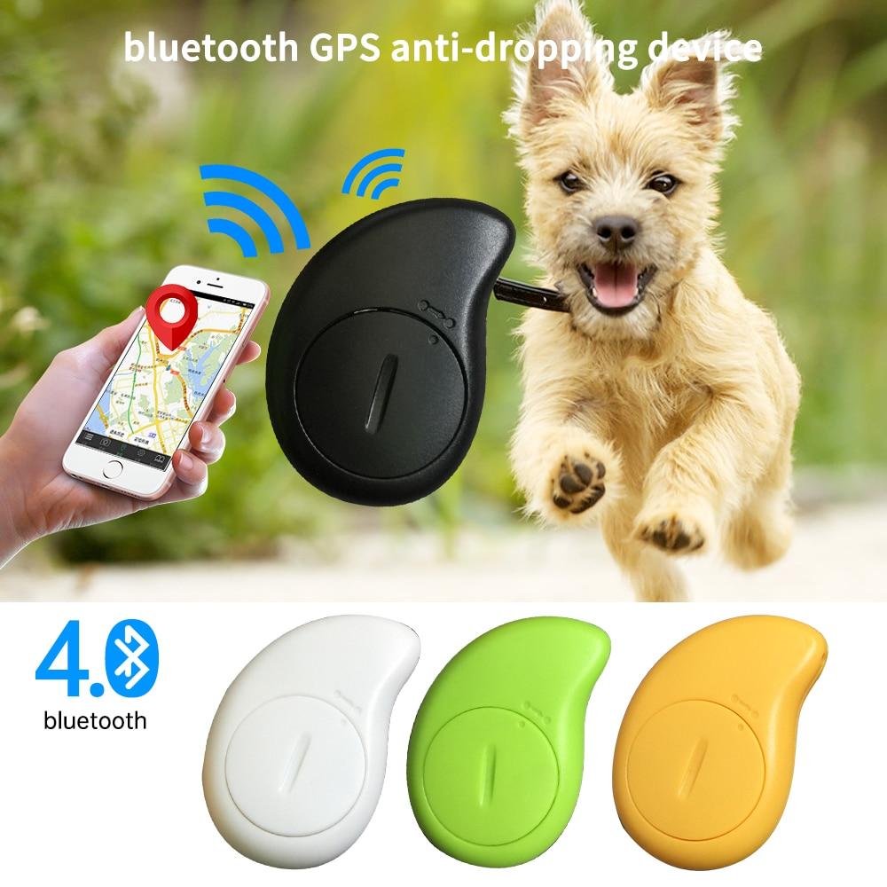 Offre spéciale sacs portefeuille intelligent avec GPS   Matériel Bluetooth Anti-vol pour chiens chats, sacs de voiture