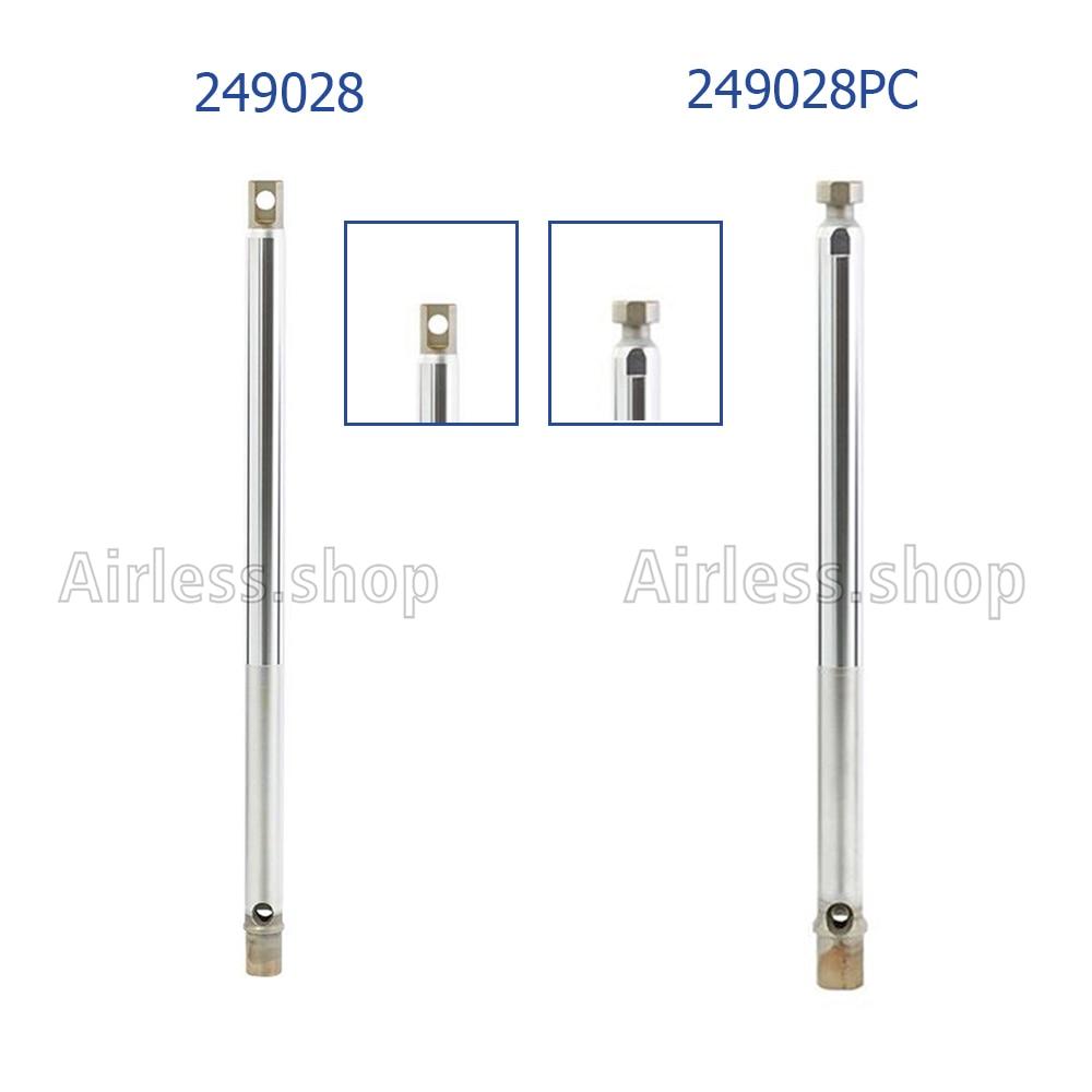 Charhs Sprayer pump part 249028 Piston Rod For Airless Paint Sprayer Mark V Pro Connect Piston Rod enlarge