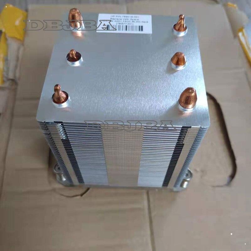Disipador de calor de refrigeración de la CPU para HP ML150 G9 ML350 G9 780977-001 769018-001