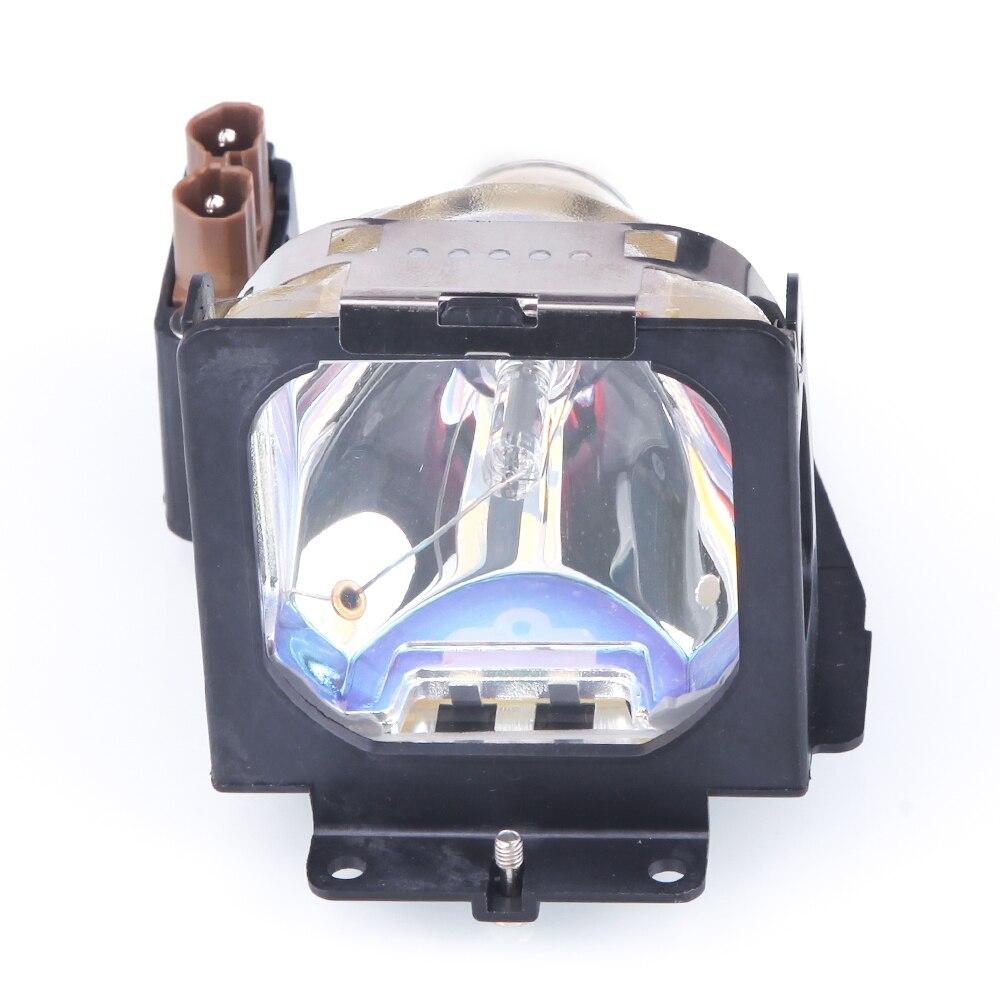 Haute qualité POA-LMP65 lampe de projecteur/ampoules pour EikiLC-XB15 Canon LV-5210 LV-5220 Christie LX25a Sanyo PLC-XU50 (XU5002, XU5003)
