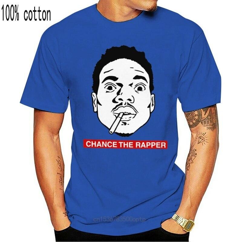 New Chance the Rapper t shirt The Social Experiment Tops wholesale Tee custom Environmental printed Tshirt cheap wholesale