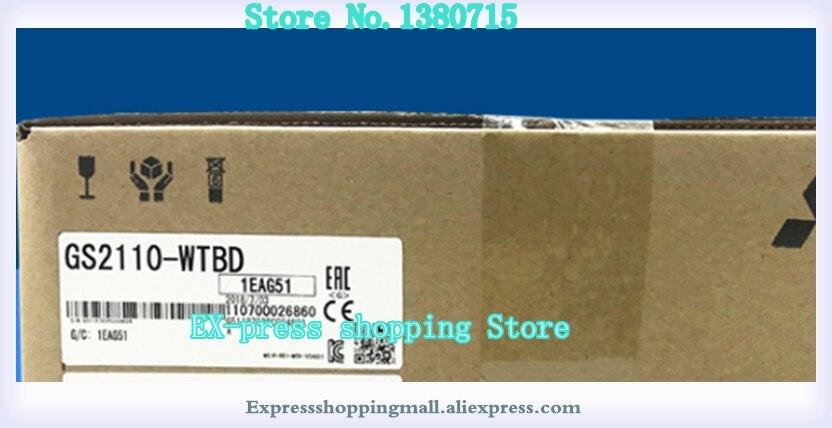 جديد GS2107-WTBD GS2110-WTBD GT2310-VTBD GT2308-VTBA GT2308-VTBD GT2712-STBA GT1275-VNBA GT2712-STBD HMI لوحة اللمس