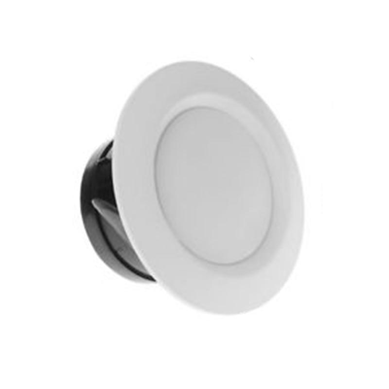 Вентиляционная решетка из АБС-пластика 75/100 мм, регулируемая вентиляционная решетка с круглым воздуховодом для кухни, ванной