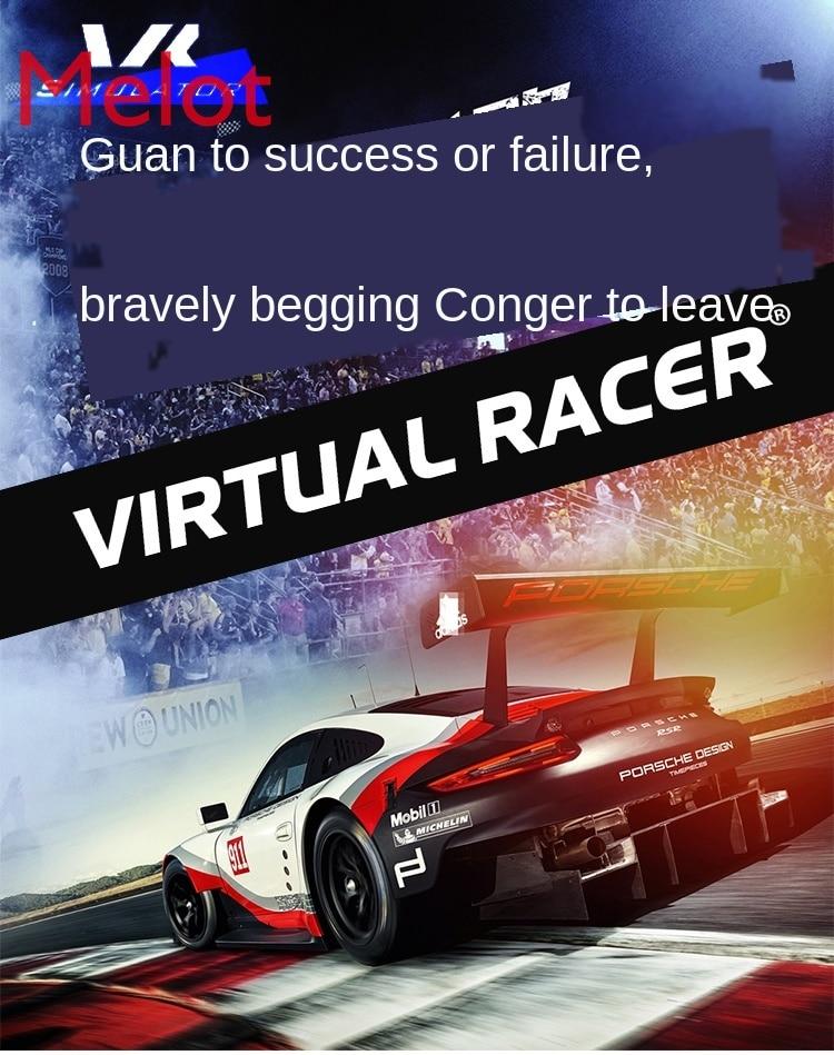 Virturacer Racing Game Simulator Steering Wheel Support Seat G29/Tumaste/Fanatec enlarge