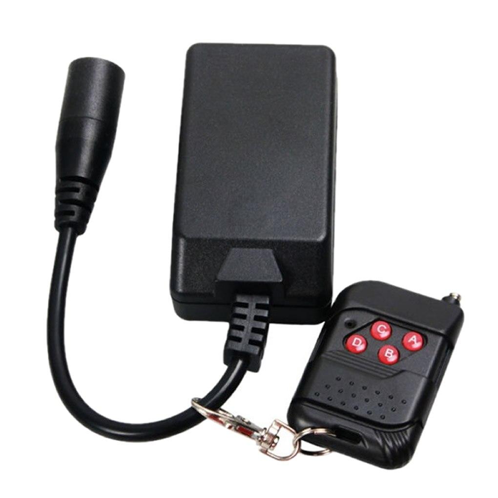 3-контактный мини-приемник XLR с дистанционным управлением, оборудование для контроля ler-рецептора для 400 Вт, 500 Вт, 900 Вт, 1500 Вт, дымовой противо...