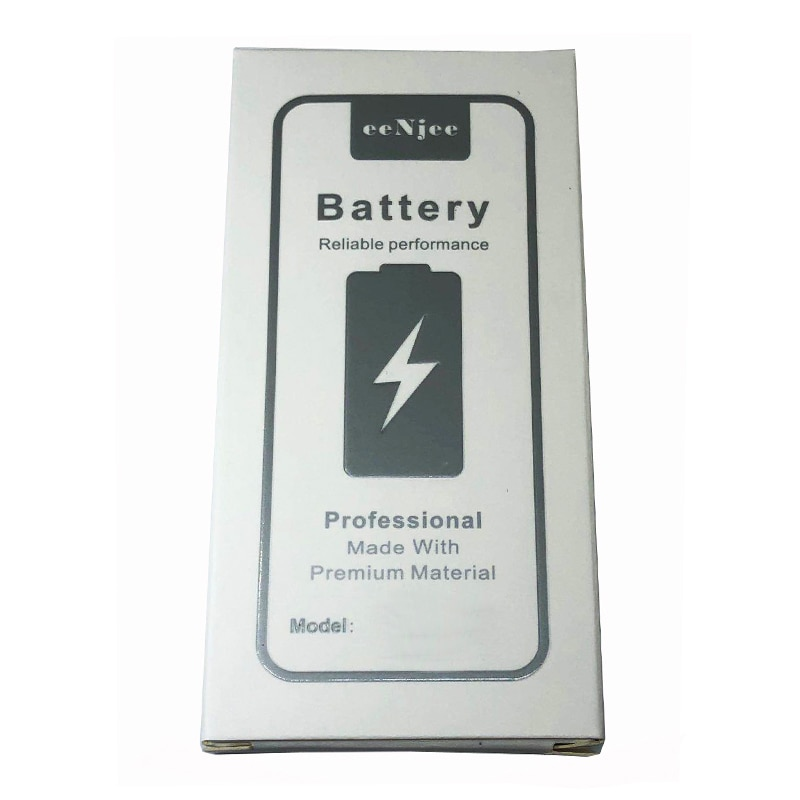 EENJEE Smart Phone Battery For iPhone XS XSMAX 11 11Pro 11ProMax High Capacity Replacement Lithium Batteries Mobile enlarge
