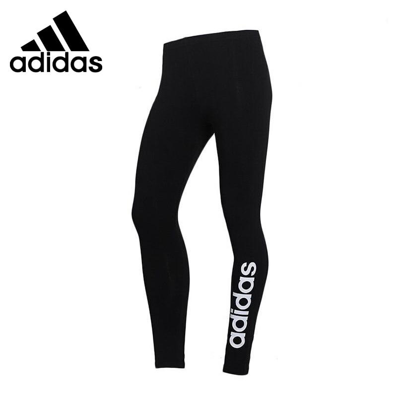 Nueva llegada Original Adidas NEO W ESNTL LG LGG Pantalones de mujer ropa deportiva