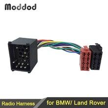 ISO Kabelbaum Adapter für BMW 3 5 7 8 Serie E46 E39 Land Rover Discovery Mini Kabel Stecker Adapter stecker