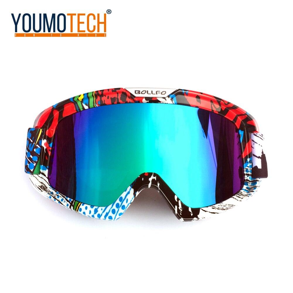Nuevo 100% gafas para Motocross DH ATV MX, gafas para Moto de carreras y Motocross, gafas para deporte de esquí, gafas para Moto