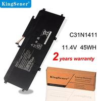 KingSener C31N1411 Laptop Battery For ASUS Zenbook U305 U305F U305FA U305CA UX305 UX305CA UX305F UX305FA 11.4V 45Wh