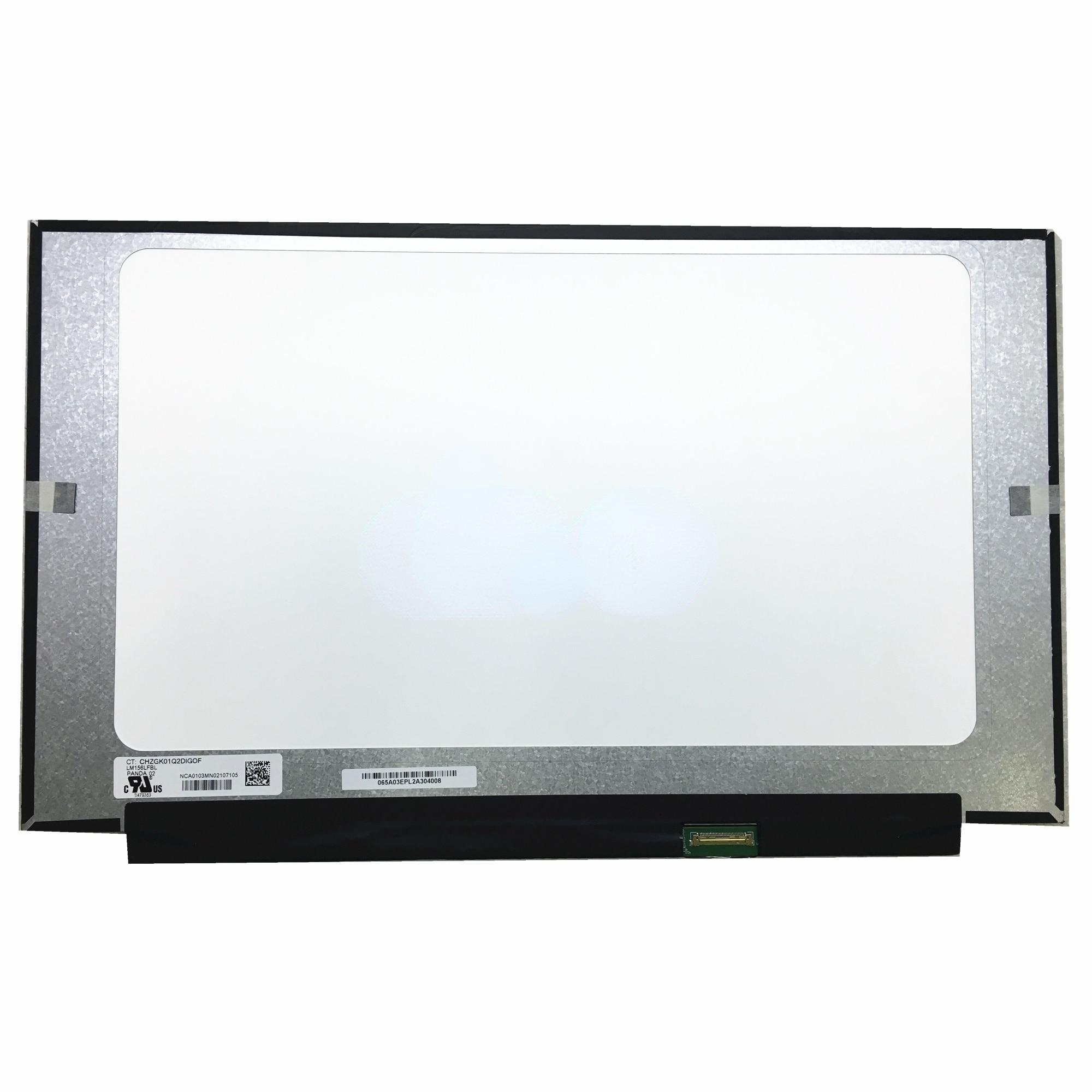 LM156LFBL02 LM156LFBL01 LM156LFBL03 15.6 ''IPS الكمبيوتر المحمول LCD شاشة LED استبدال 1920*1080 EDP 30 دبابيس
