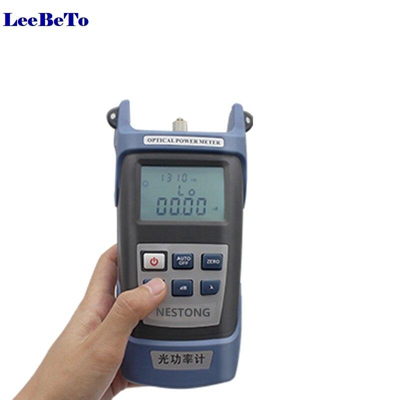 Универсальный оптический измеритель мощности с визуальным дефектоскопом тестер оптоволокна 5 км 10 км 20 км 30 км VFL 1/10/20/30 мВт