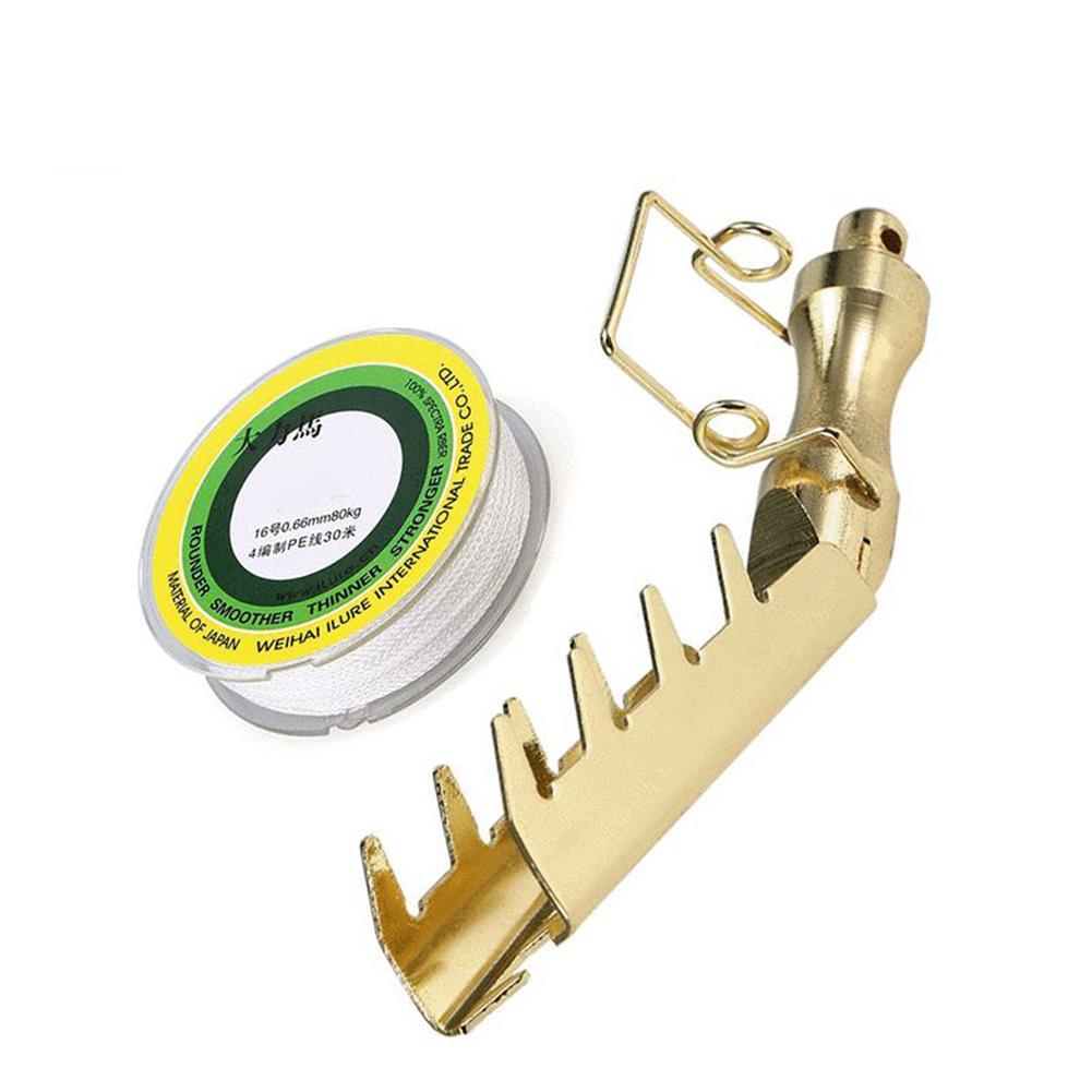 De acero inoxidable de nuevo cebo Retriever cebo rescate señuelo buscador cebo protector de pesca pececillo aparejo accesorios de pesca de carpa