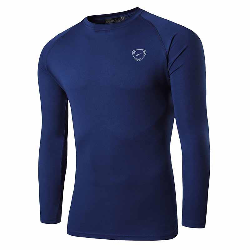 AliExpress - Jeansian Men's UPF 50+ UV Sun Protection Outdoor Long Sleeve Tee Shirt Tshirt T-Shirt Beach Summer LA245 Navy2