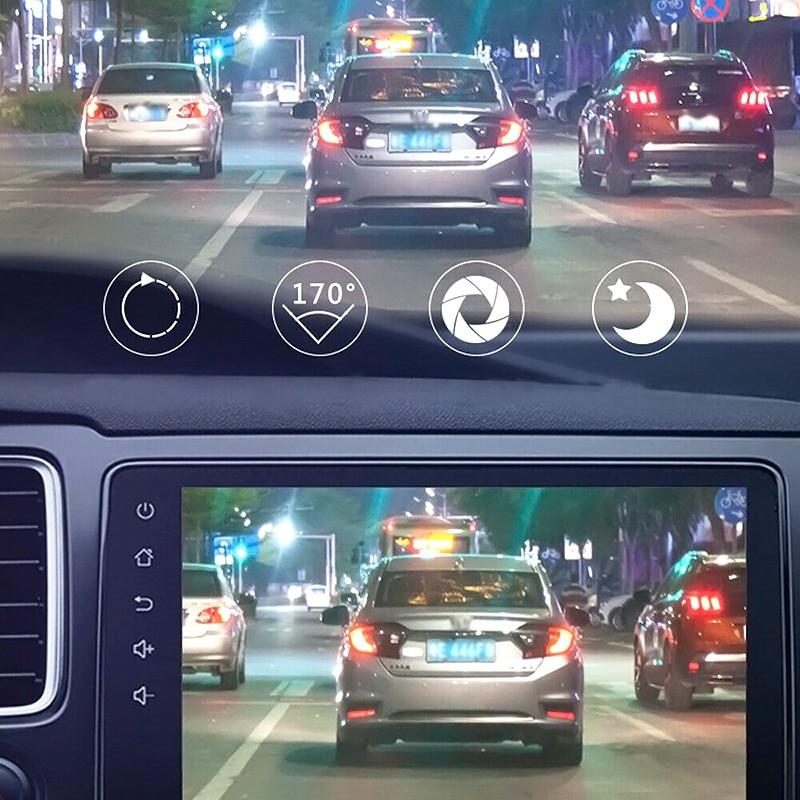 1080P HD Автомобильный видеорегистратор камера Android USB Автомобильный цифровой видеорегистратор Скрытая камера ночного видения 170 широкий угол ...
