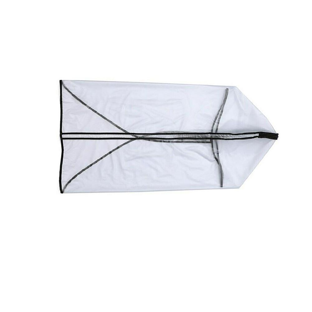 Tienda impermeable al aire libre Golf lluvia cubierta antiestática Rod Protector PVC bolsa accesorios ropa cremallera resistente al agua a prueba de polvo