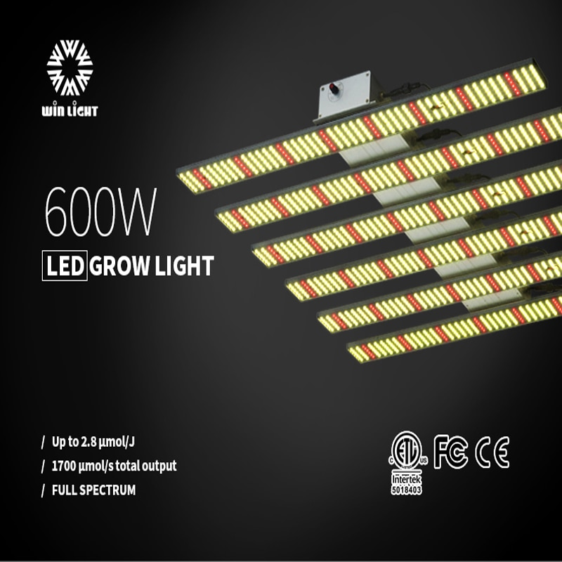 LED Grow Light 600W 1000W Full Spectrum for Indoor Plant  Phytolamp for Plants Horticulture Lamp Spotlight 600w for Cultivation