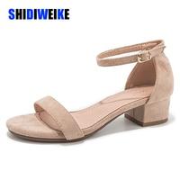 Сандалии-гладиаторы n686 обувь на высоком каблуке для офиса г. Летние туфли женские туфли-лодочки с ремешком и пряжкой повседневная женская о...