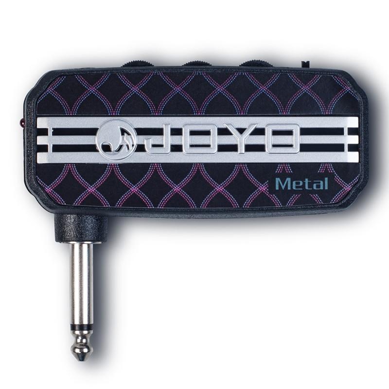 JOYO JA-03 Electric Guitar Amplifier Metal Sound Portable Mini Headphone Amp For Musical Instrument