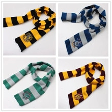 Hot New Child adult School Scarf Tie Cosplay Scarf magic school Harris scarf Kids Women Men Scarf Ha