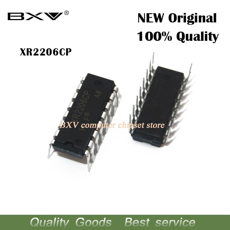 1PCS XR2206CP XR2206 DIP16 DIP 2206CP New original ic
