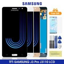 5.0 J3110 LCD ajuster la luminosité pour Samsung Galaxy J3 pro J3110 LCD écran tactile numériseur assemblée pour Samsung J3110