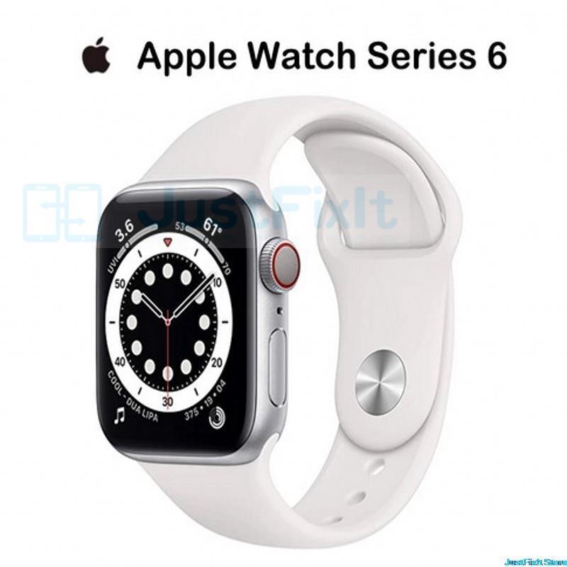 Promo Smart Watch 100% Original Used Apple Watch Series 6 GPS + Cellular 40MM/44MM Aluminum Case