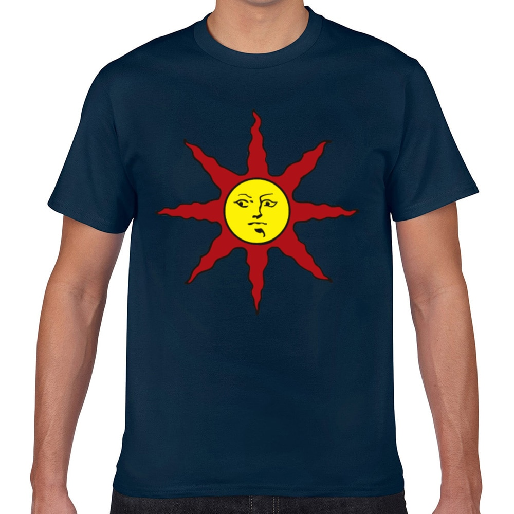 Tops camiseta para hombre cosplay sol Sexy Harajuku Geek personalizado hombre Camiseta XXX