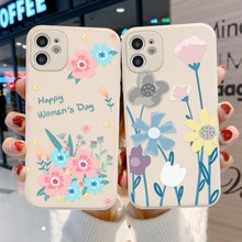 Coque iphone 11 Pro Case For iPhone 12 Pro Max XR X XS 11Pro Max SE 2020 6 6S 7 8 Plus Cover Soft Si