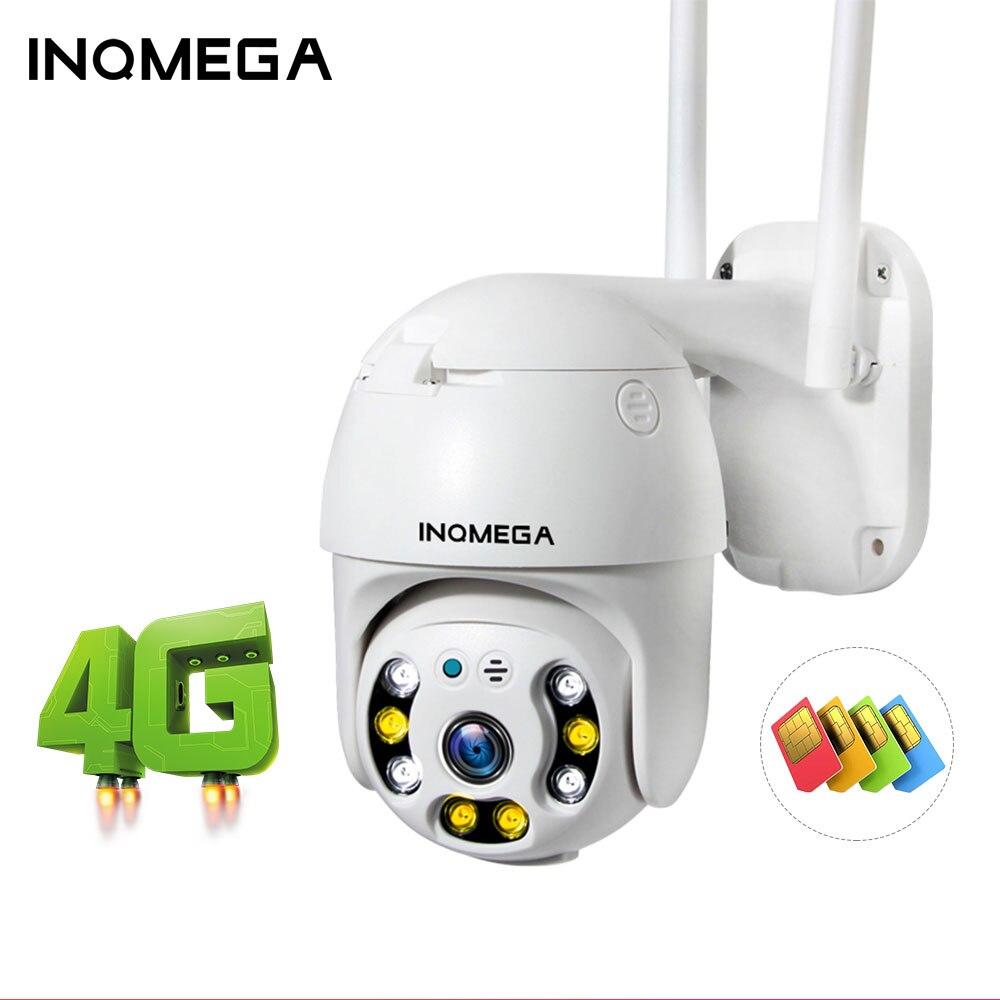 Cámara 1080p HD IP 3G 4G 5x cámara de seguridad zoom exterior seguridad interior Cámara esférica