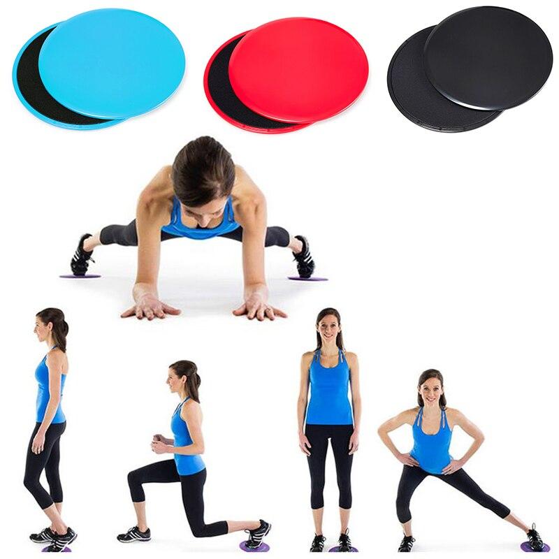 Gym Fitness segelflugzeug slider core bauchmuskeln runde dreieck disc übung gym körper training gewicht verlust bauch slip pad