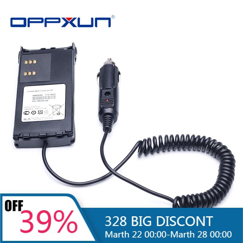 Car Radio Battery Eliminator Adapter Charger for Motorola Walkie- Talkie GP328/GP340/GP329/GP360/GP338/GP380 HT750 MTX850 Etc